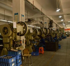惠州五金冲压件加工厂