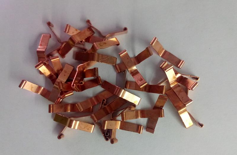 插座铜件冲压